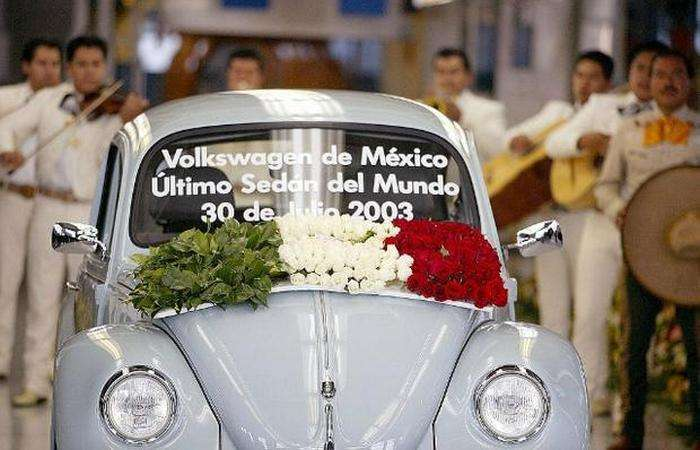 10 любопытных фактов о Volkswagen Beetle