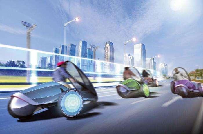 Взгляд в будущее: какими будут автомобили через 25 лет