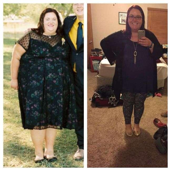 Люди, которым удалось похудеть (27 фото)