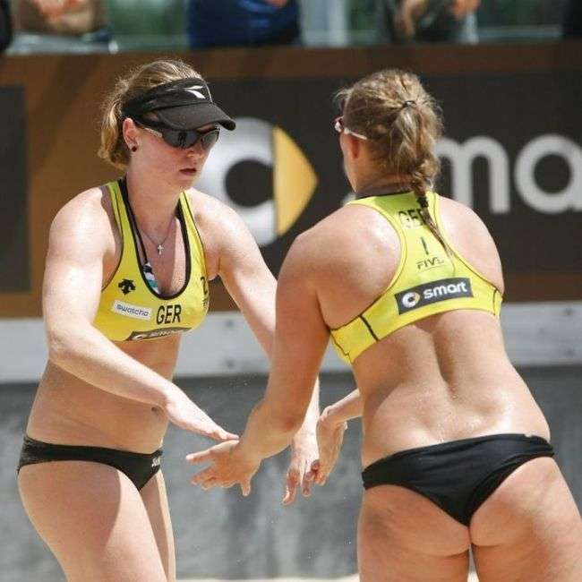 Причины, по которым мы любим женский спорт (34 фото)