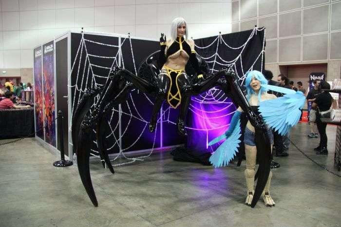 Девушка изготовила удивительный костюм для косплея своими руками (14 фото)
