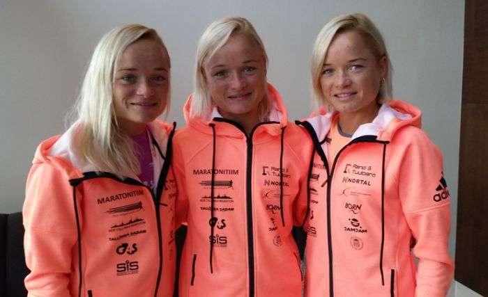 На Олимпиаде в Рио-де-Жанейро впервые выступят сестры-тройняшки (8 фото)