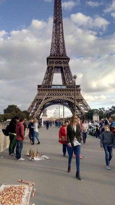 Париж, наши дни (23 фото)