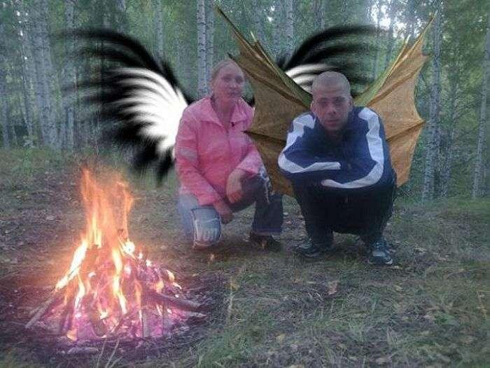 Беспощадный российский фотошоп (24 фото)