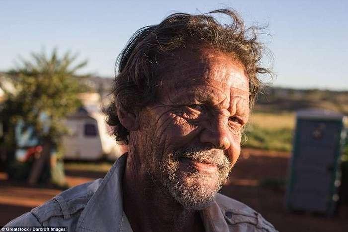 Белое гетто в ЮАР