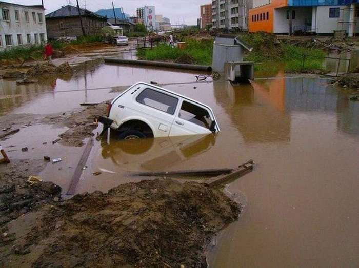 Автомобильно-дорожные приколюхи