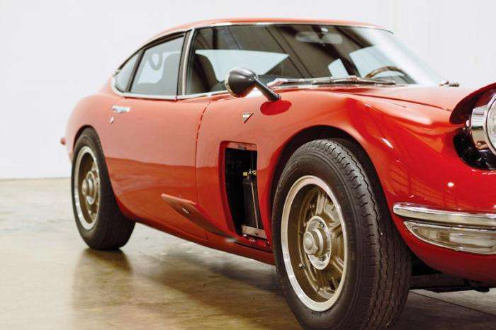 Тoyota 2000 GT. Та, что всегда останется первой (20 фото)