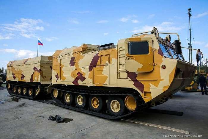 Под Москвой открывается грандиозное шоу - Международный военно-технический форум