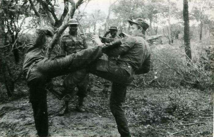 Противостояние СССР и США в Африке