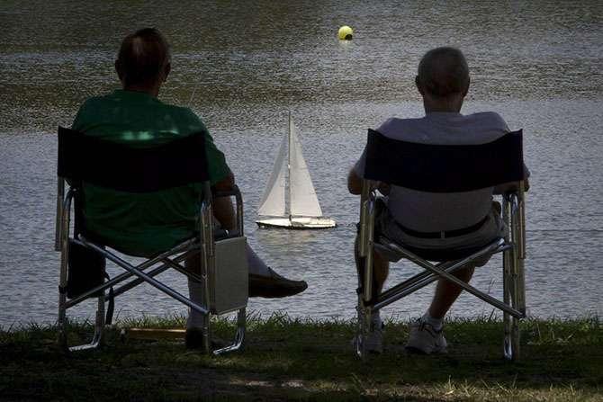 Мир богатых пенсионеров (13 фото)
