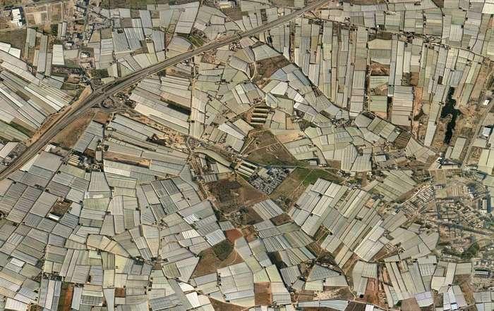 Город - теплица