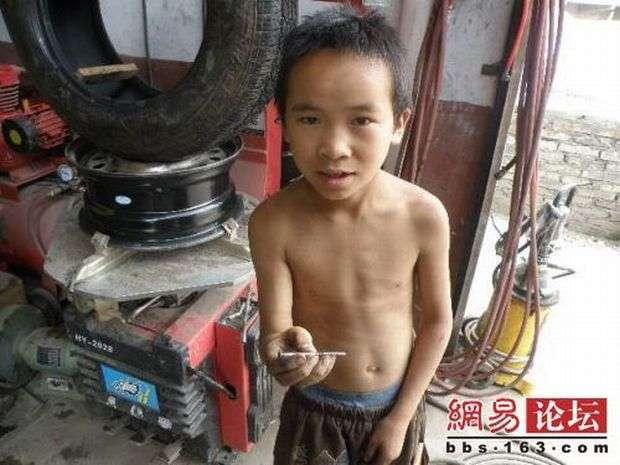 Маленький мастер (8 фото)