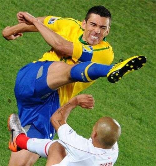 Забавный футбол (25 фото)