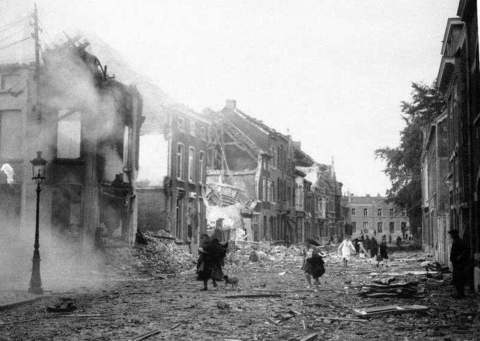 Как о войне рассказывают в Бельгии