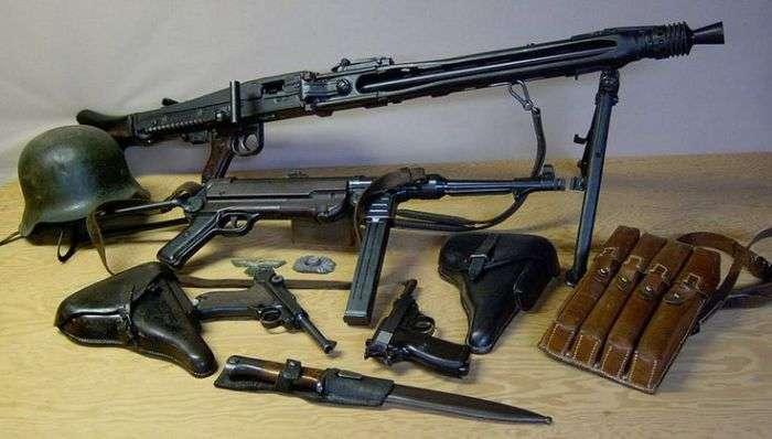 Оружие Мировой войны: 10 видов стрелкового оружия солдат Вермахта