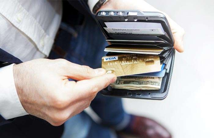 Карманный сейф для тех, кто заботится о своих деньга