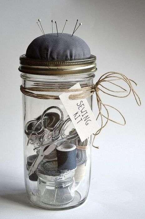 10 причин не выбрасывать стеклянные банки и 25 примеров, которые никого не оставят равнодушным