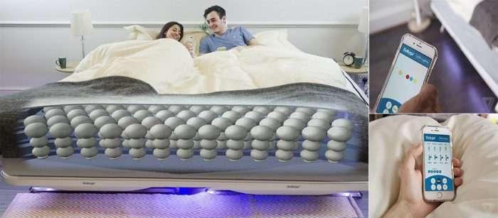 Balluga — самая умная кровать в мире