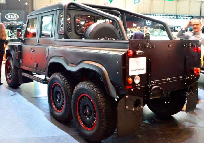 Находчивые британцы создают ремейки легендарных авто