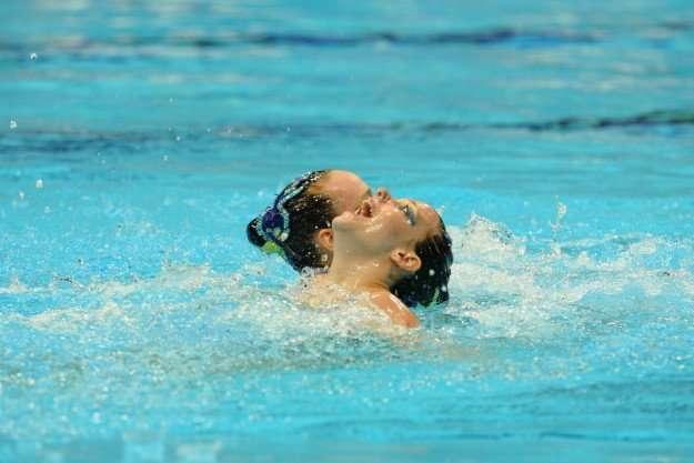 Синхронное плавание — самый нефотогеничный вид спорта