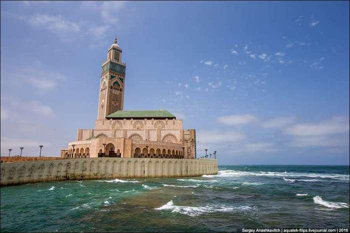 Обитель Аллаха на воде