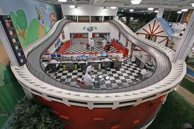 Офис компании Inventionland (11 фото)