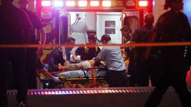 Беспорядки в Далласе: пятеро полицейских убиты, стрелки задержаны
