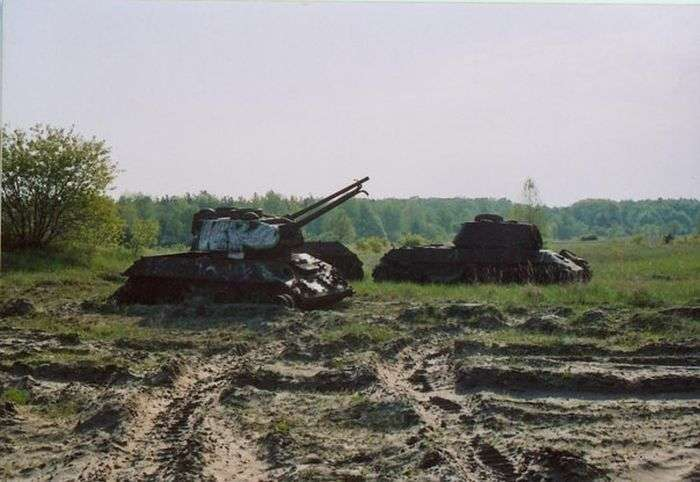 Заброшенные части группы советских войск в Германии (50 фото)