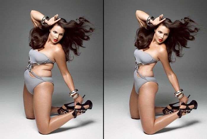 Зачетный троллинг моделей Plus Size от активистов проекта Thinner Beauty