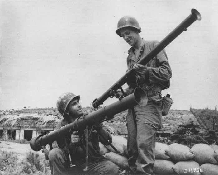 Оружие Мировой войны: 10 видов стрелкового оружия солдат Союзников