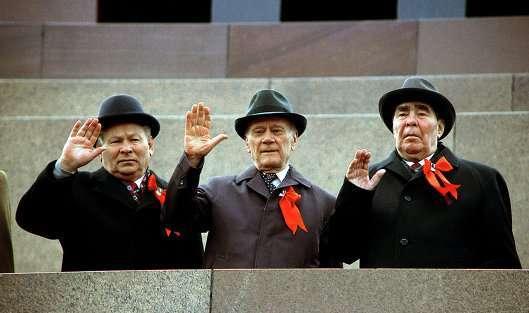 Кто в СССР получал самые высокие зарплаты (4 фото)