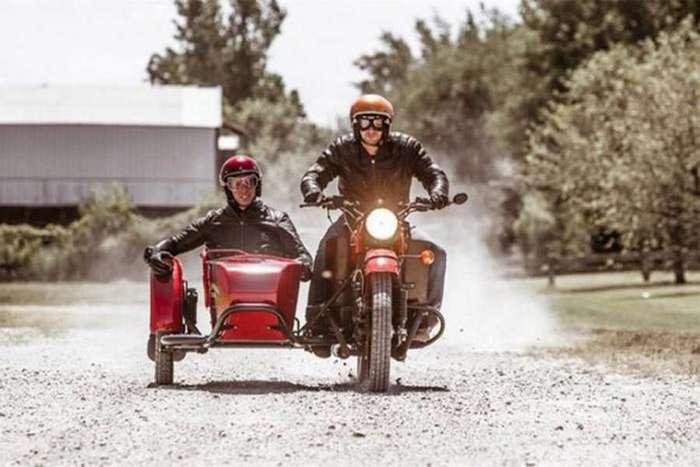 История парадоксального успеха, или Как «Урал» с веслом продают в Штатах по цене Honda Africa Twin c «роботом»