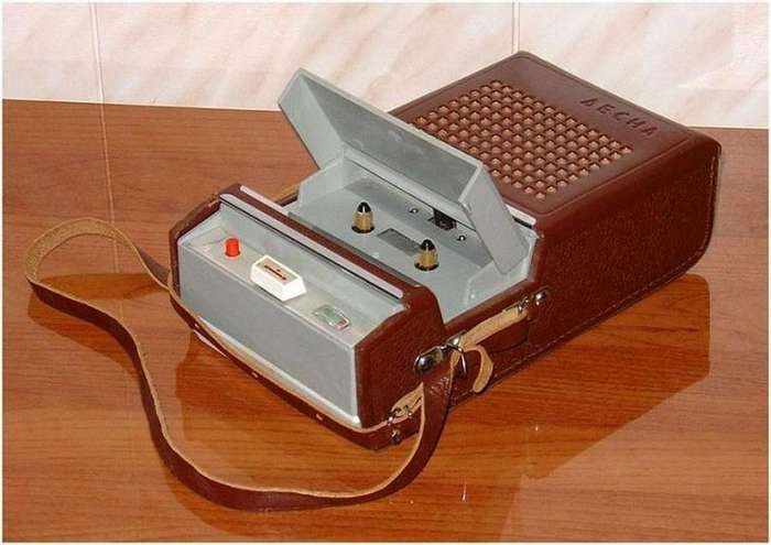 Крутая аппаратура пацанов прошлого века