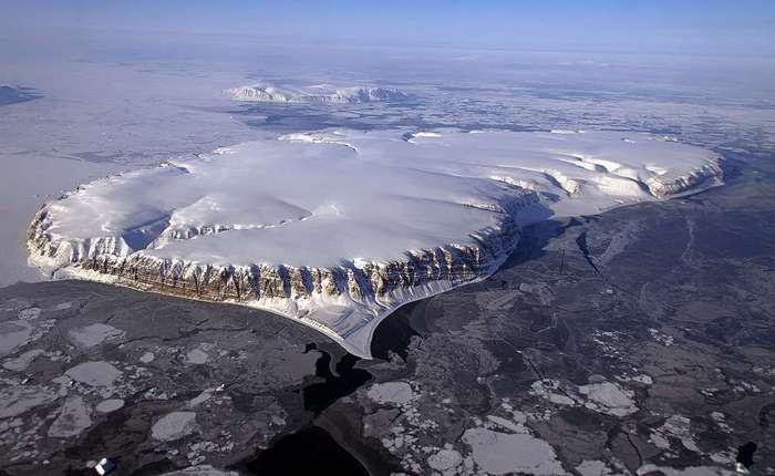 Белые пятна нашей планеты