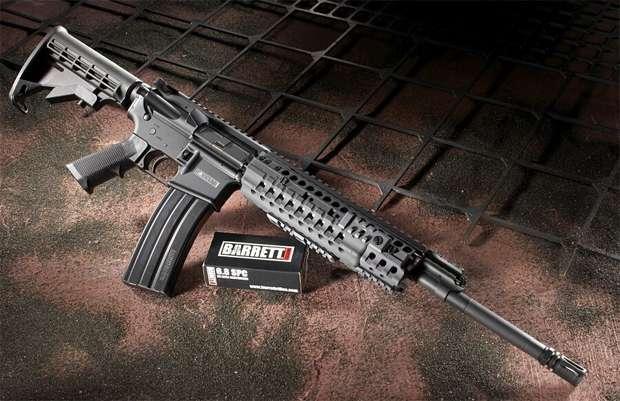 M16: главная штурмовая винтовка в истории