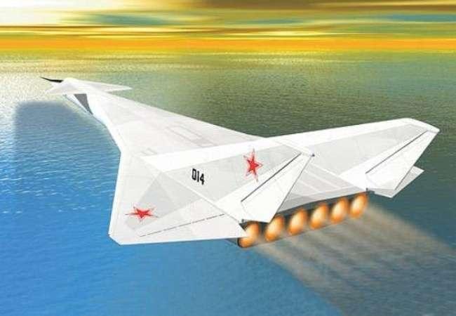 Почему не взлетели ядерные самолеты?
