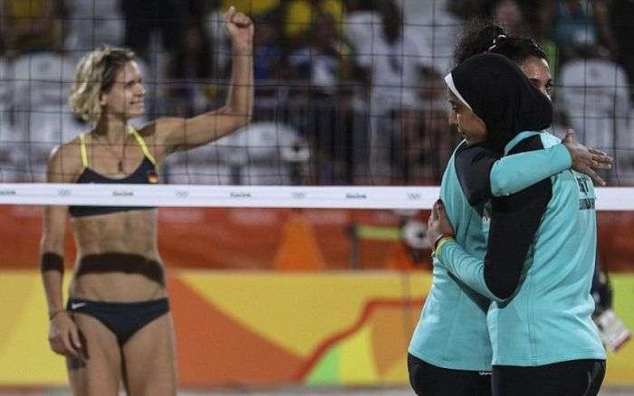 Разница культур на Олимпийских играх в Рио-де-Жанейро (11 фото)