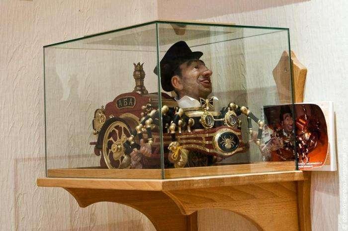 Необычный офис в России (34 фото)