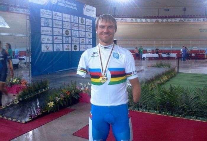 История российского паралимпийца Алексея Обыдённова