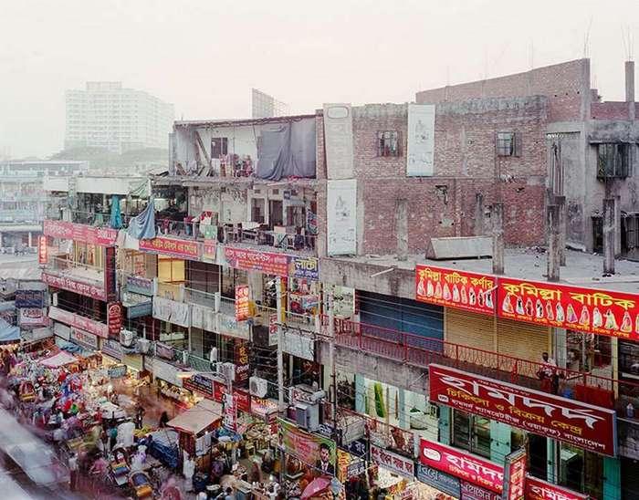 Городские трущобы по всему миру