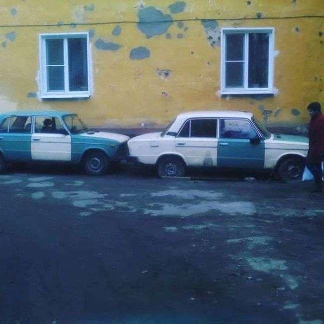 Нелепые случаи на дорогах (39 фото)