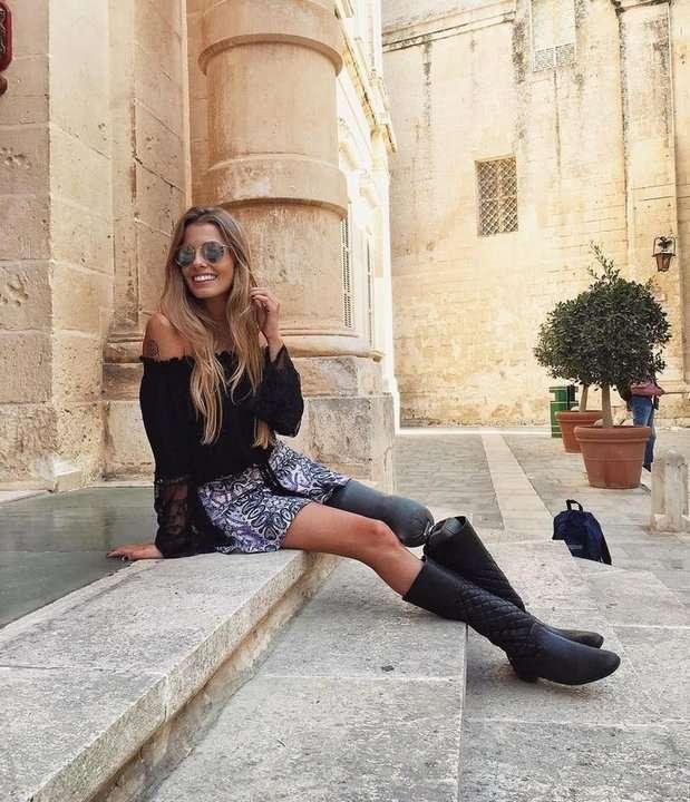 Паола Антонини — бразильская модель, вдохновляющая людей