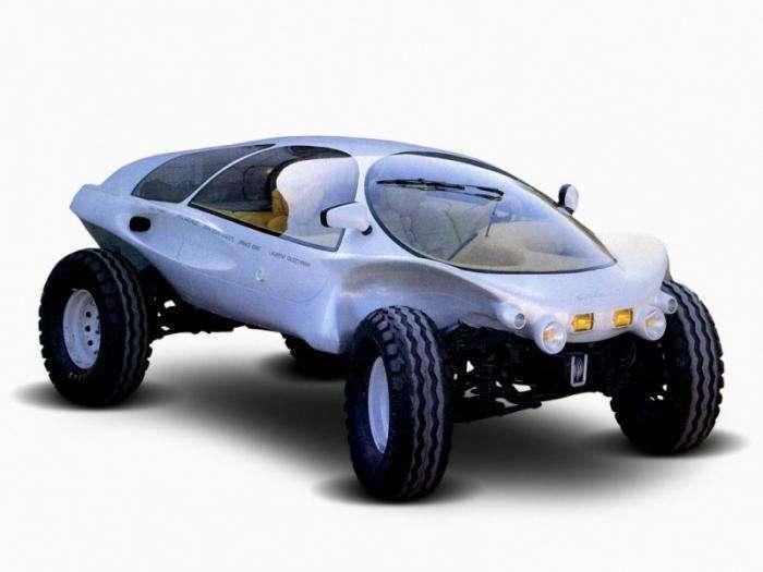 Луиджи Колани - самый удивительный автодизайнер (13 фото)