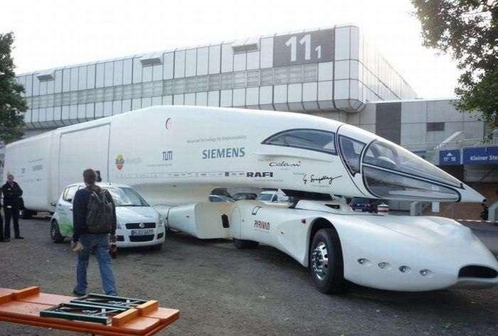 Луиджи Колани – самый удивительный автодизайнер (13 фото)