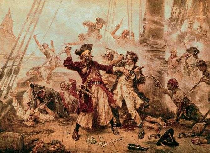 Пиратский кодекс чести (фото)