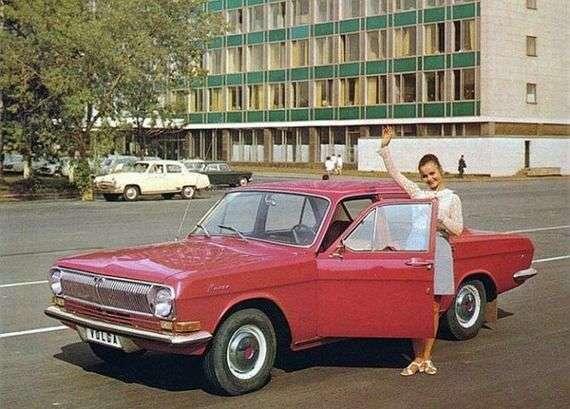 Реклама советских автомобилей (58 фото)