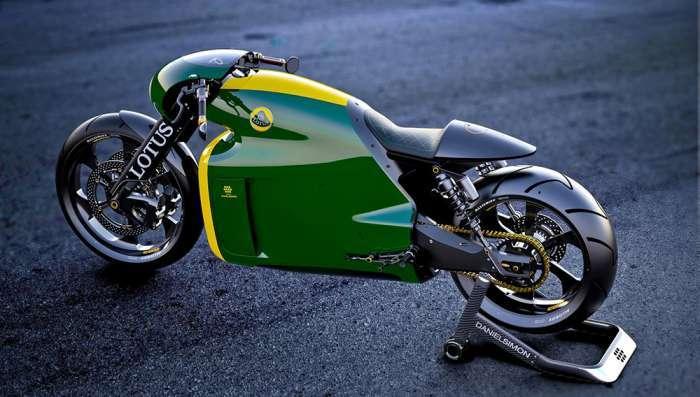 Lotus C-01: Первый мотоцикл знаменитой британской марки