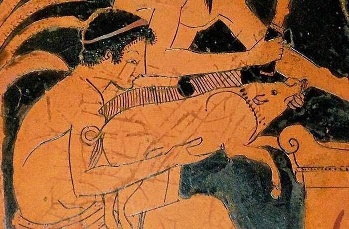 10 удивительных фактов о магии и суевериях в Древней Греции