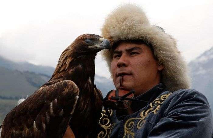Церемония открытия Всемирных игр кочевников в Кыргызстане (30 фото)
