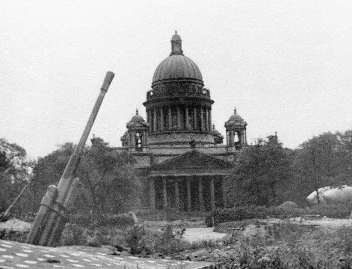 75 лет с начала блокады Ленинграда